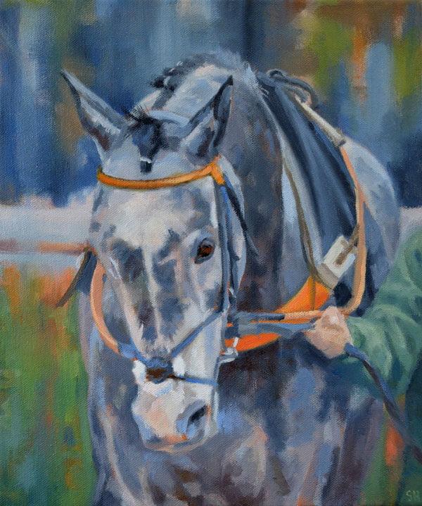 Fine Art by Sara Hodson