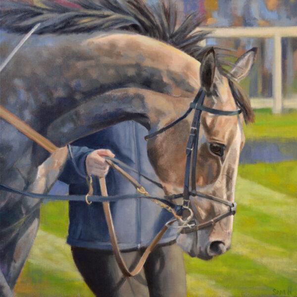 noble racehorse